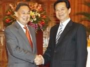 Viet Nam y Tailandia enriquecen nexos