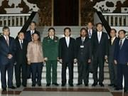Concluye reunión de ministros de Defensa de ASEAN