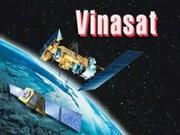 Firman contrato sobre segundo satélite de Viet Nam