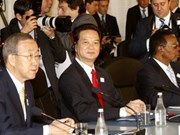 Conversaciones al margen de cumbre de G20
