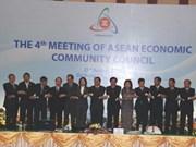 ASEAN fomenta integración económica