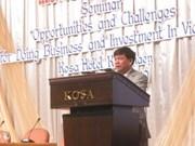 Viet Nam y Tailandia impulsan cooperación comercial