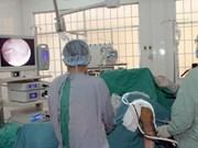 Efectúan conferencia sobre cirugía laparoscópica en Viet Nam