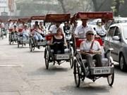 Crece flujo de turistas en Viet Nam