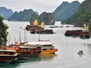 Bahía vietnamita entre mejores destinos para cruceros
