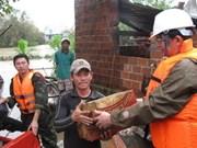 Organización francesa brinda ayuda especial a Viet Nam