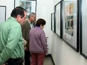 Exposición fotográfica sobre relaciones Viet Nam-Cuba
