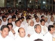 Concluirá Año Santo en provincia central vietnamita