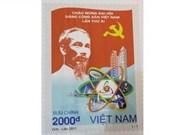 Publican sellos en saludo al XI Congreso del PCV