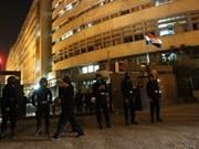 Viet Nam condena atentado contra iglesia en Egipto