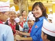 Inician Año de la Juventud en Viet Nam