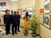Inauguran exposición sobre Congreso del Partido