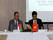 Viet Nam y Omán instalarán consejo empresarial