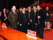 Inauguran Congreso Nacional del PCV