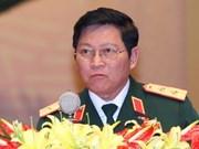 Delegado partidista aborda construcción del ejército