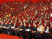 Delegado resalta la integración internacional