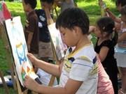 Viet Nam participa en festival infantil en Japón
