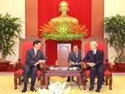 Viet Nam profundiza sus nexos con Laos y China