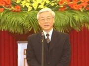 Nuevo dirigente del PCV recibe más felicitaciones