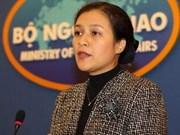 Viet Nam protesta violaciones chinas de soberanía