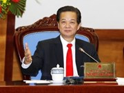 Premier vietnamita acentúa la gestión mercantil