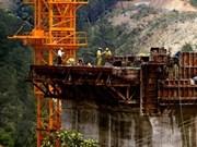 Viet Nam y Laos cooperan en construcción hidroeléctrica