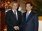 Viet Nam dispuesto a cooperar con Turquía