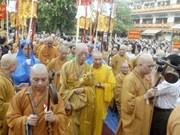 Actividades religiosas favorecidas en 2010