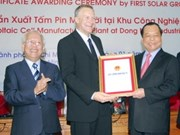 Ciudad Ho Chi Minh incentiva inversiones en tecnología