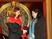 Impulsan Viet Nam y Noruega lazos parlamentarios