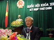 Parlamento culmina sesiones ordinarias