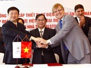 Suministrarán contratistas chinos equipos a Viet Nam