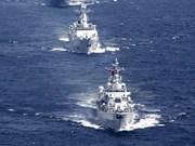 En Indonesia delegación militar vietnamita