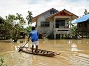 Cambio climático, causa de inundaciones en Tailandia