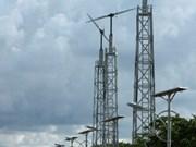 Truong Sa: Primer distrito en usar energía limpia