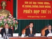 Viet Nam redobla ofensiva a la corrupción