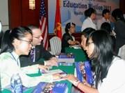 Viet Nam- Estados Unidos: Cooperación educacional