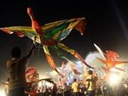 Inauguran festival internacional de cometa en Viet Nam
