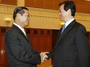 Viet Nam y Laos intensifican sus colaboraciones