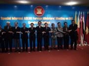 Viet Nam en conferencia de la ASEAN