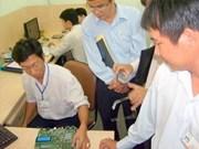 Gana Viet Nam competencia de diseño de chips