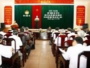 Parlamento vietnamita a través de elecciones