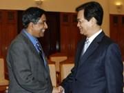 Viet Nam, socio de Bangladesh en seguridad alimentaria