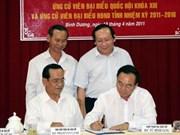 Viet Nam: 832 candidatos a Asamblea Nacional