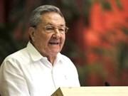 Felicita dirigente partidista vietnamita a Raúl Castro