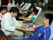 Iniciará Viet Nam campaña de donación de sangre