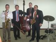 Actúa famoso cuarteto estadounidense en Viet Nam