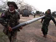 Camboya y Tailandia buscan soluciones para la disputa
