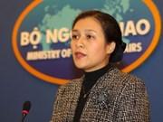 Viet Nam ratifica política antiterrorista