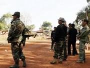 Tailandia- Cambodia: Disputa fronteriza